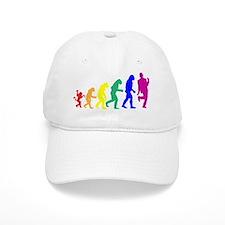 Gay Evolution Baseball Cap