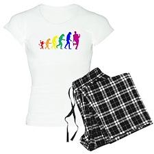 Gay Evolution Pajamas
