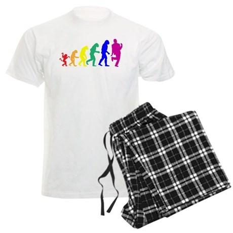 Gay Evolution Men's Light Pajamas