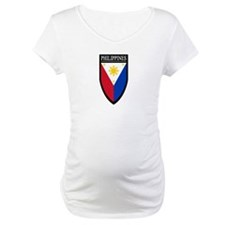 Philippines Patch Shirt