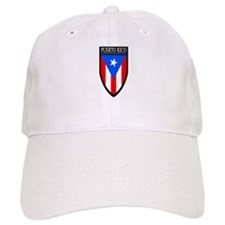Puerto Rico Patch Baseball Cap
