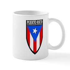 Puerto Rico Patch Mug
