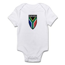 South Africa Patch Infant Bodysuit