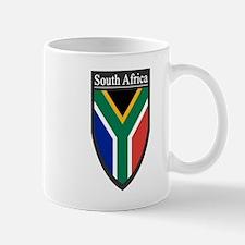 South Africa Patch Mug