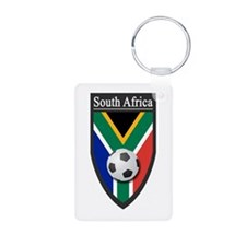 South Africa (Soccer) Keychains