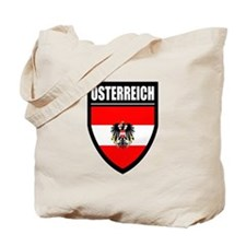 Osterreich Patch (2) - Tote Bag
