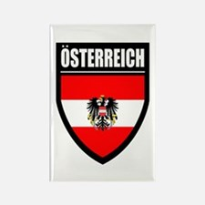 Osterreich Patch (2) - Rectangle Magnet