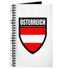 Osterreich Patch Journal