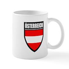 Osterreich Patch Mug