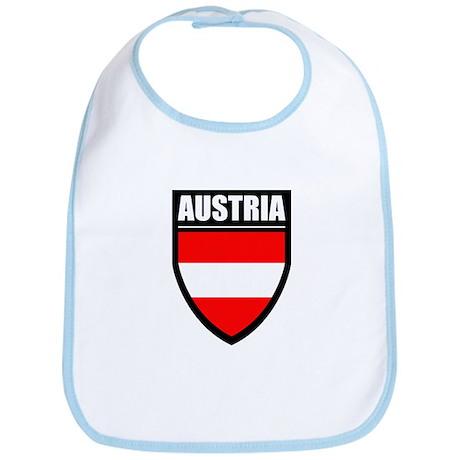 Austria Patch Bib