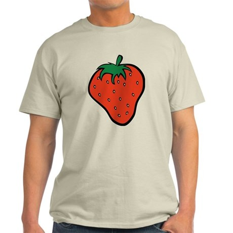 Strawberry Icon Light T-Shirt