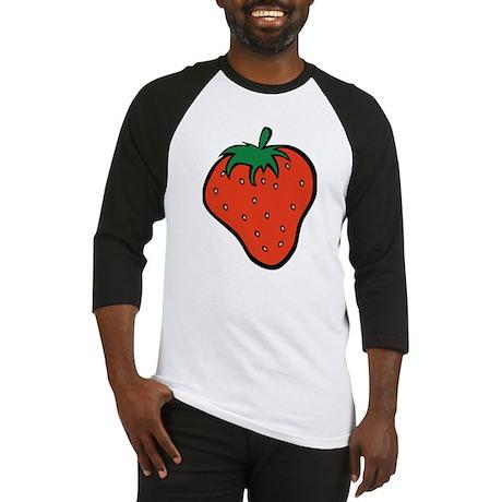Strawberry Icon Baseball Jersey
