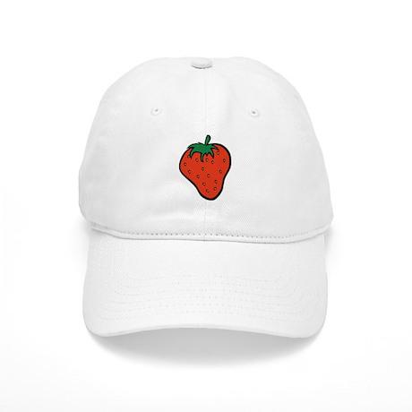 Strawberry Icon Cap