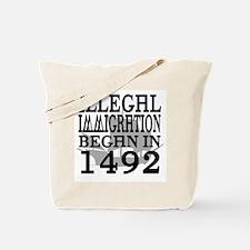 1492 Tote Bag