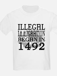 1492 Kids T-Shirt