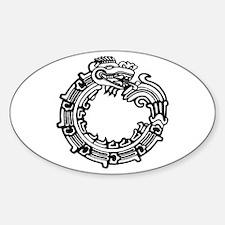 Aztec Ouroboros Symbol Decal