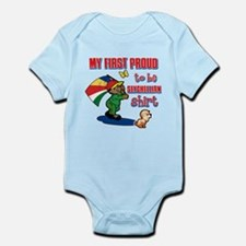First Proud To Be Seychellois Kids design Infant B
