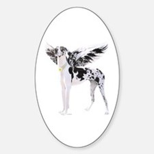 Harle Dane Angel UC Decal