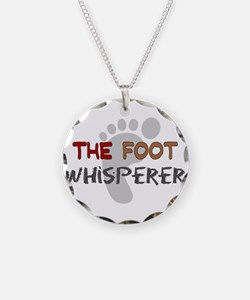 The Whisperer Occupations Necklace