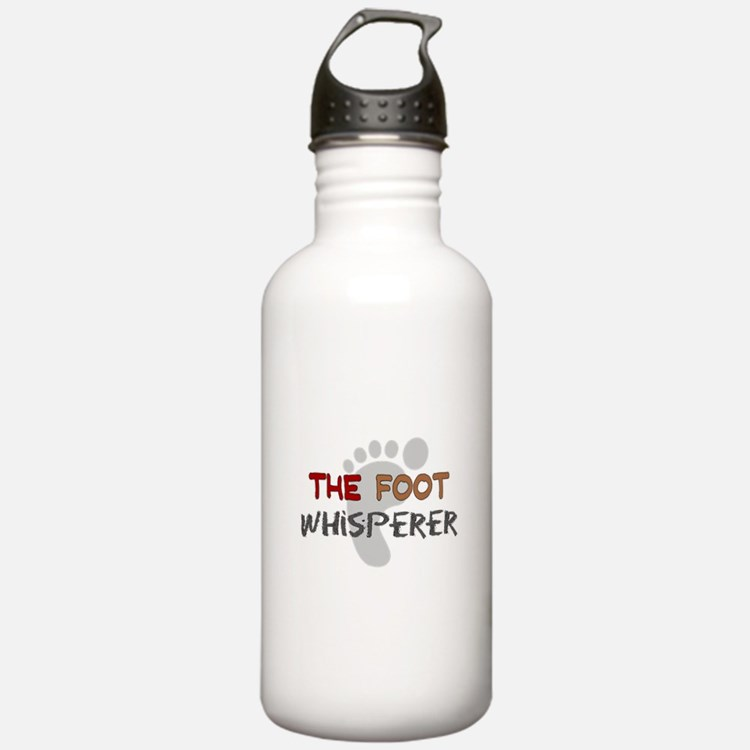The Whisperer Occupations Water Bottle