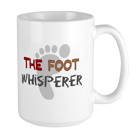 The Whisperer Occupations Large Mug