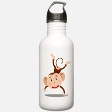 Funny Monkey Water Bottle