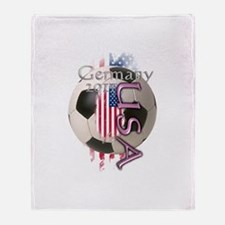Germany 2011: Throw Blanket