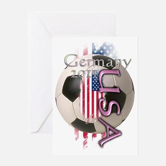Germany 2011: Greeting Card