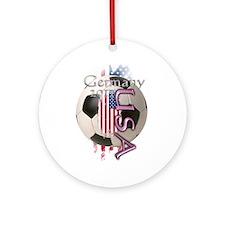 Germany 2011: Ornament (Round)