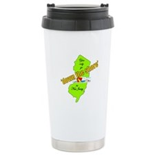 Down the Jersey Shore Travel Coffee Mug