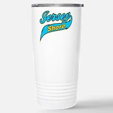 Jersey Shore Yellow Travel Mug