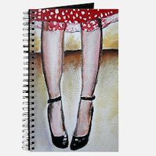 RED DRESS GIRL Journal