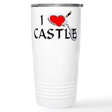 Castle style 2 Travel Mug