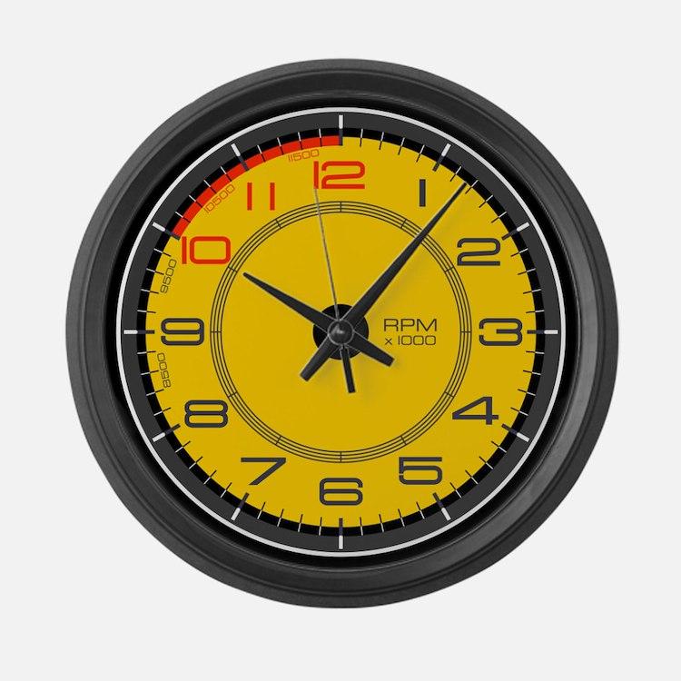 Car Wall Clocks For Sale