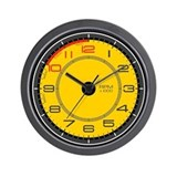 Automotive Wall Clocks