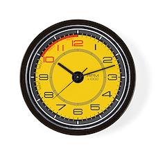 Ferrari Tachometer Wall Clock
