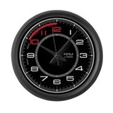 Automotive tachometer Wall Clocks