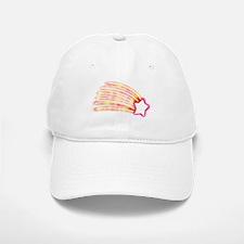 Shooting Star Baseball Baseball Cap