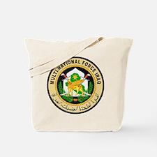 Iraq Force Tote Bag