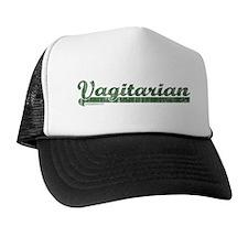Green Vagitarian Trucker Hat