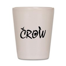 CROW Shot Glass