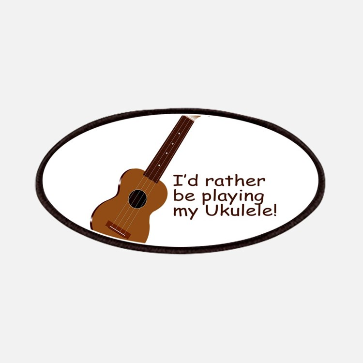 Ukulele Design Patches