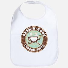 Bean N Gone Coffee Shop Bib