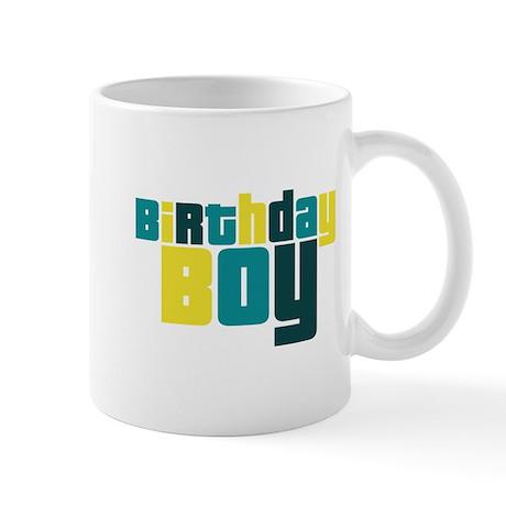 Birthday Boy Mug