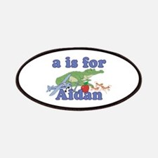 A is for Aidan Patches