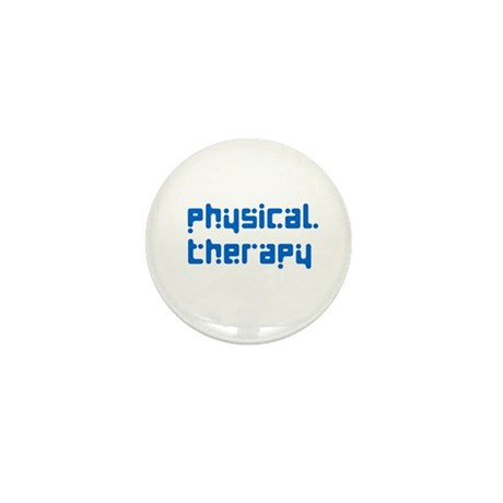 Physical Therapy - Mini Button (10 pack)