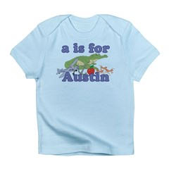 A is for Austin Infant T-Shirt