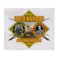Cold Harbor Throw Blanket