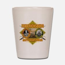 Fredericksburg Shot Glass