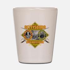 Gettysburg Shot Glass